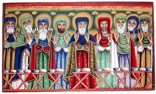 http://pluralism.org/affiliates/student/allen/Oriental-Orthodox/Ethiopian/NineSaintsImage.html