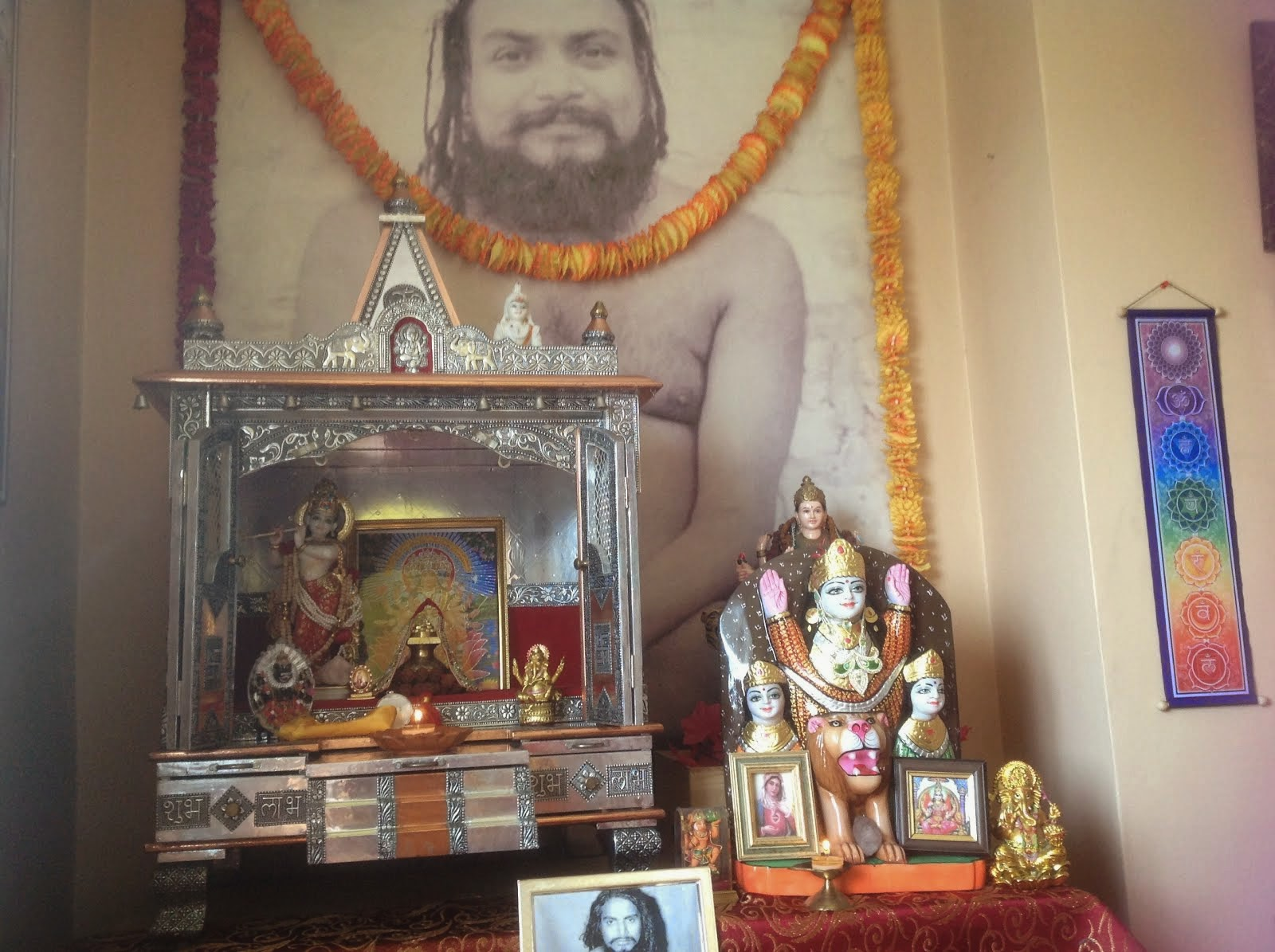 More from the Puja Room