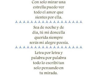 Poemas de amor cortos