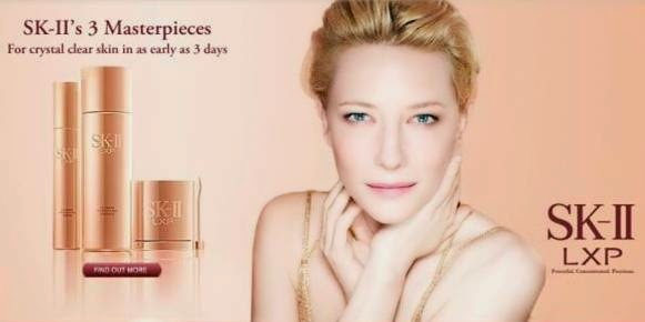 SK-II Special Edition LXP Ultimate Perfecting Essence, Cate Blanchett, SK-II Finest Inspiration Set, Ultimate Perfecting Serum, Ultimate Perfecting Cream, Ultimate Perfecting Eye Cream, luxury skincare, SK-II