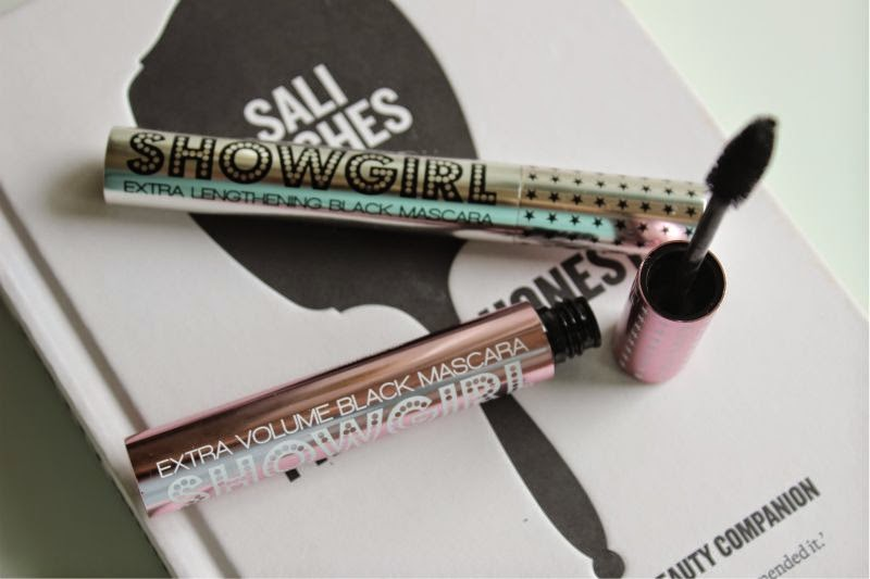 New Barry M Showgirl Mascaras