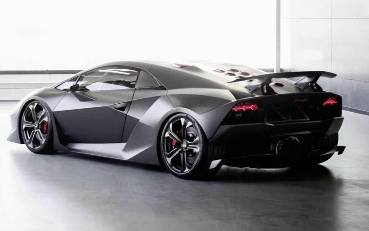 Lamborghini Sesto Elemento  novas fotos são liberadas