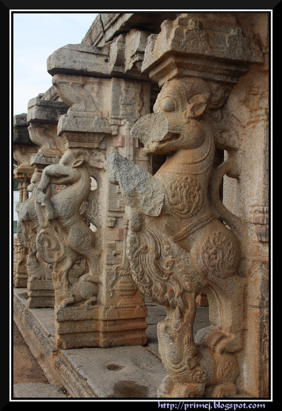 Ornate Pillars