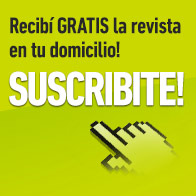 Recibí GRATIS la revista en tu domicilio! Suscribite!