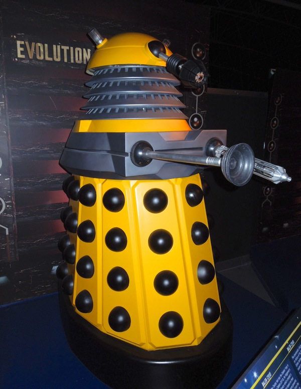Original Doctor Who 2010 Dalek