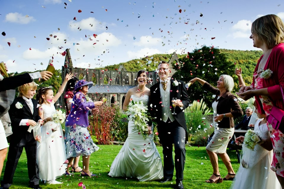 Our Confetti Photo Competition Winners 2012