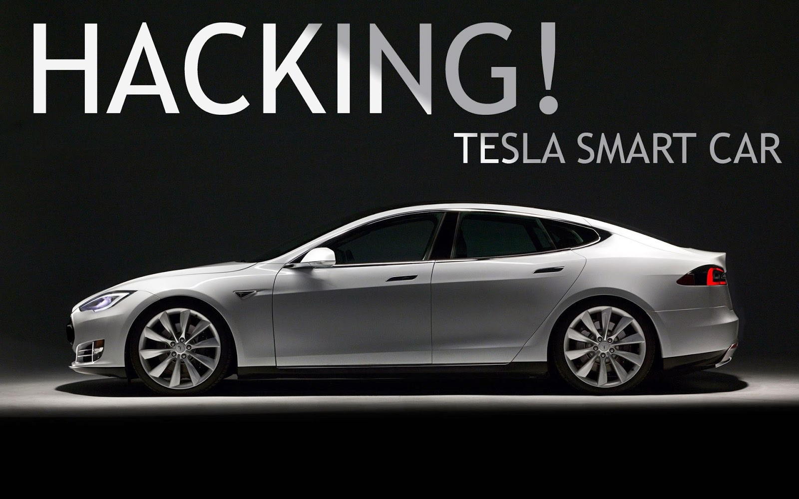tesla cars can be hacked to locate and unlock remotely