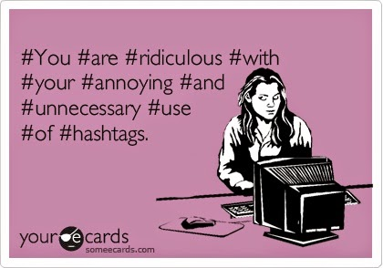 Use Hashtags Properly