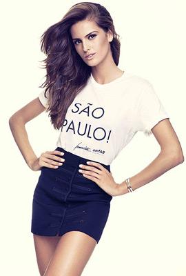 camiseta solidaria Gala anual amfAR Sao Paulo