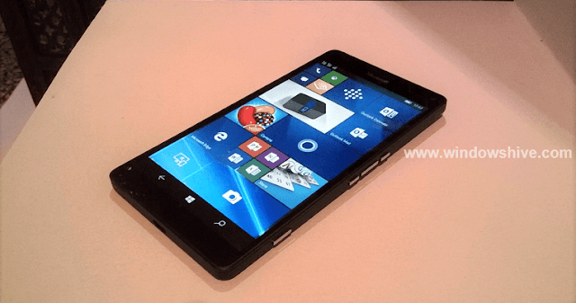 Lumia 950 xl India Launch event