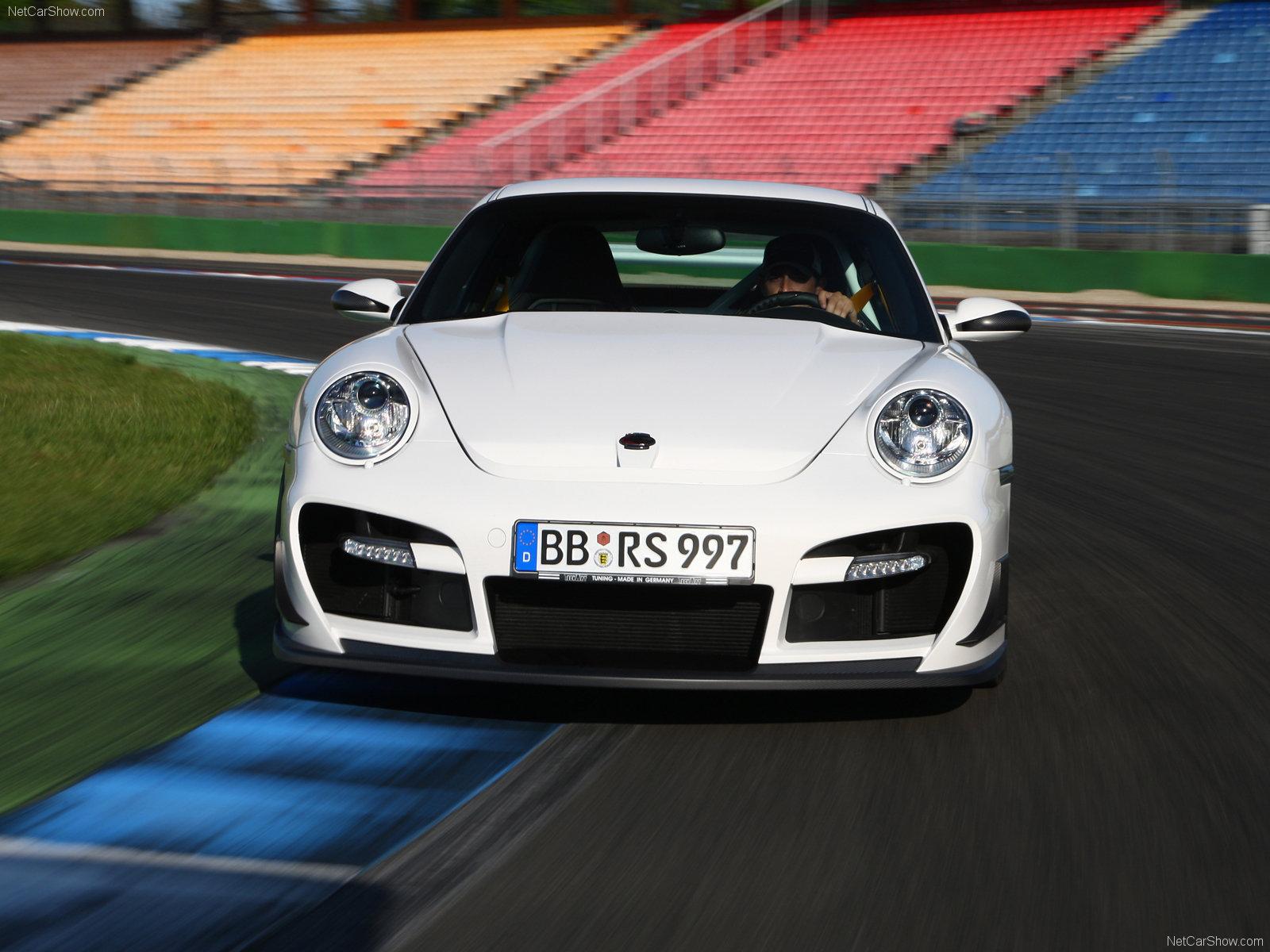 Hình ảnh xe ô tô TechArt Porsche 911 GT2 GTstreet RS 2008 & nội ngoại thất