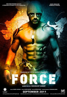 Force (2011) DVD Rip 675 MB, force, force dvd cover, blu ray rip dvd cover