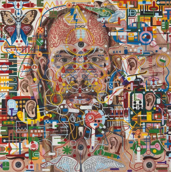 This is What Happens When an Artist Suffers Cancer of the Pineal Gland  6008824122_db2df5e0af_b