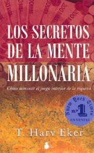 Educacion Financiera Libro los secretos de la Mente Millonaria