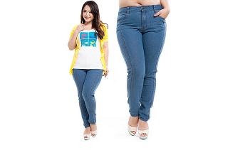Jeans Untuk Bertubuh Gemuk
