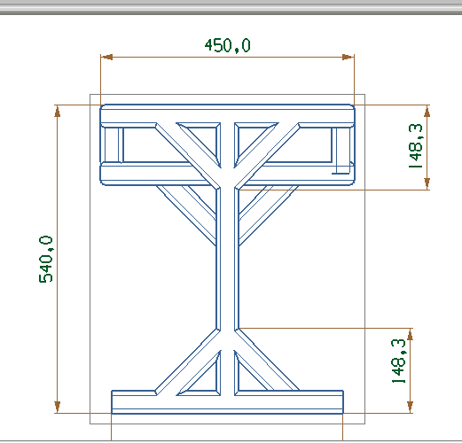 Editing Text Style Color Thickness Text Size In Drafting