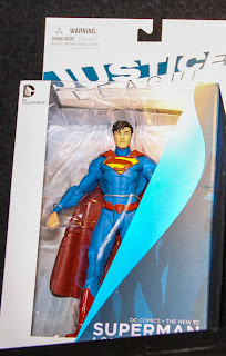 DC Collectibles New 52 Superman figure