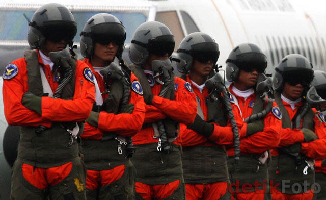 Indonesia Harus Miliki Kekuatan Udara Besar dan Handal