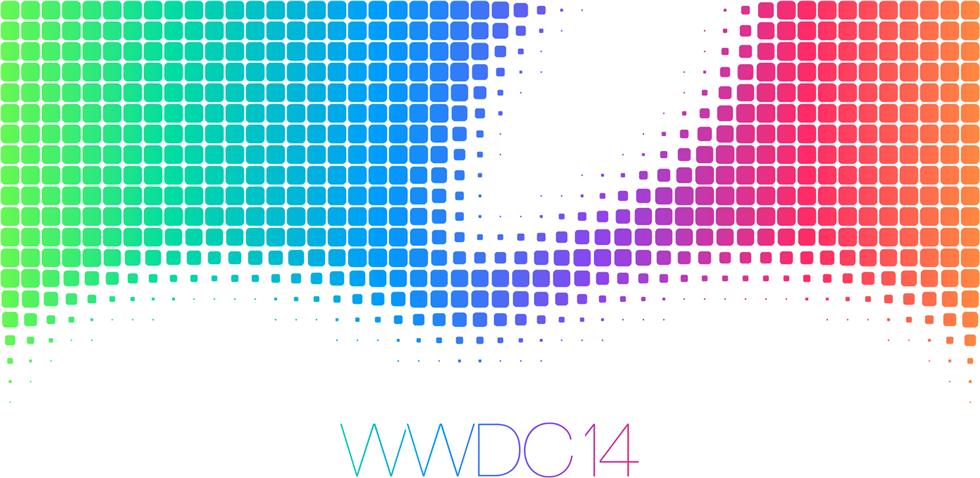 Aplpe WWDC 2014 Logo