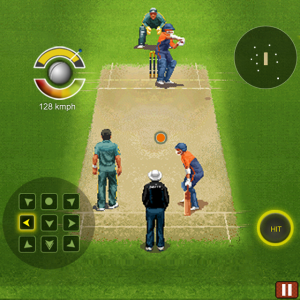 189368 Ultimate Cricket 2011 World Cup v1.00 Java Symbian^3 Free Game Download