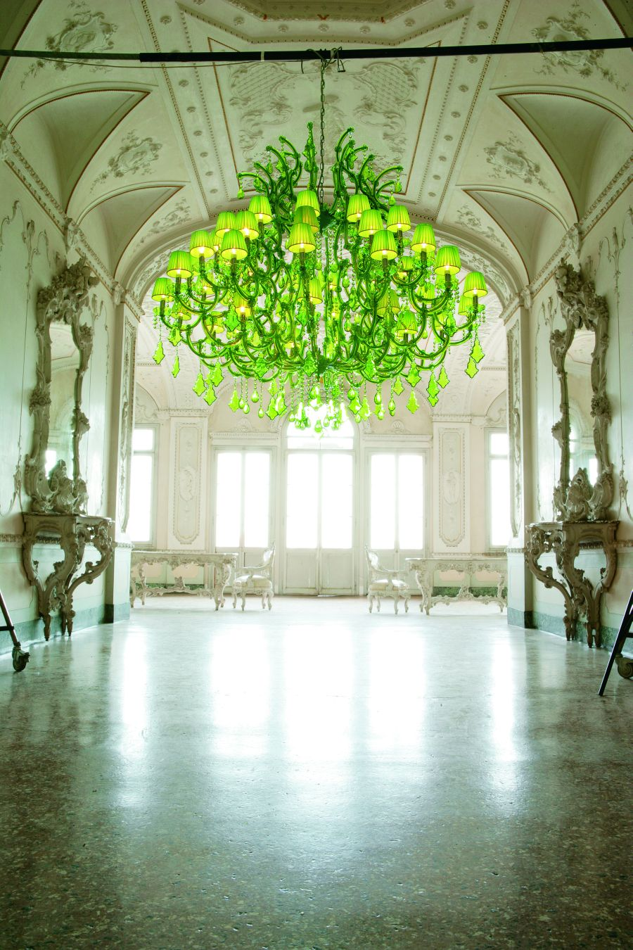 Right Now Love Bright Chandeliers