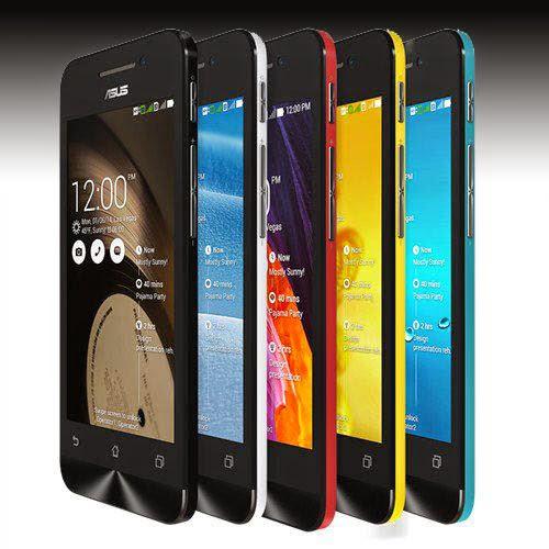 Daftar Harga Handphone Asus Android Terbaik 2014 - Zenfone 4S