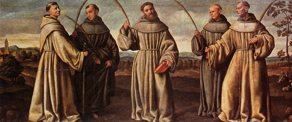 Franciscan Protomartyrs