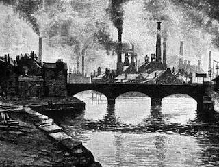 road transportation industrial revolution