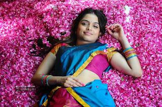 Actress-Sheena-Sahabadi-Latest-Stills-in-Half-Saree