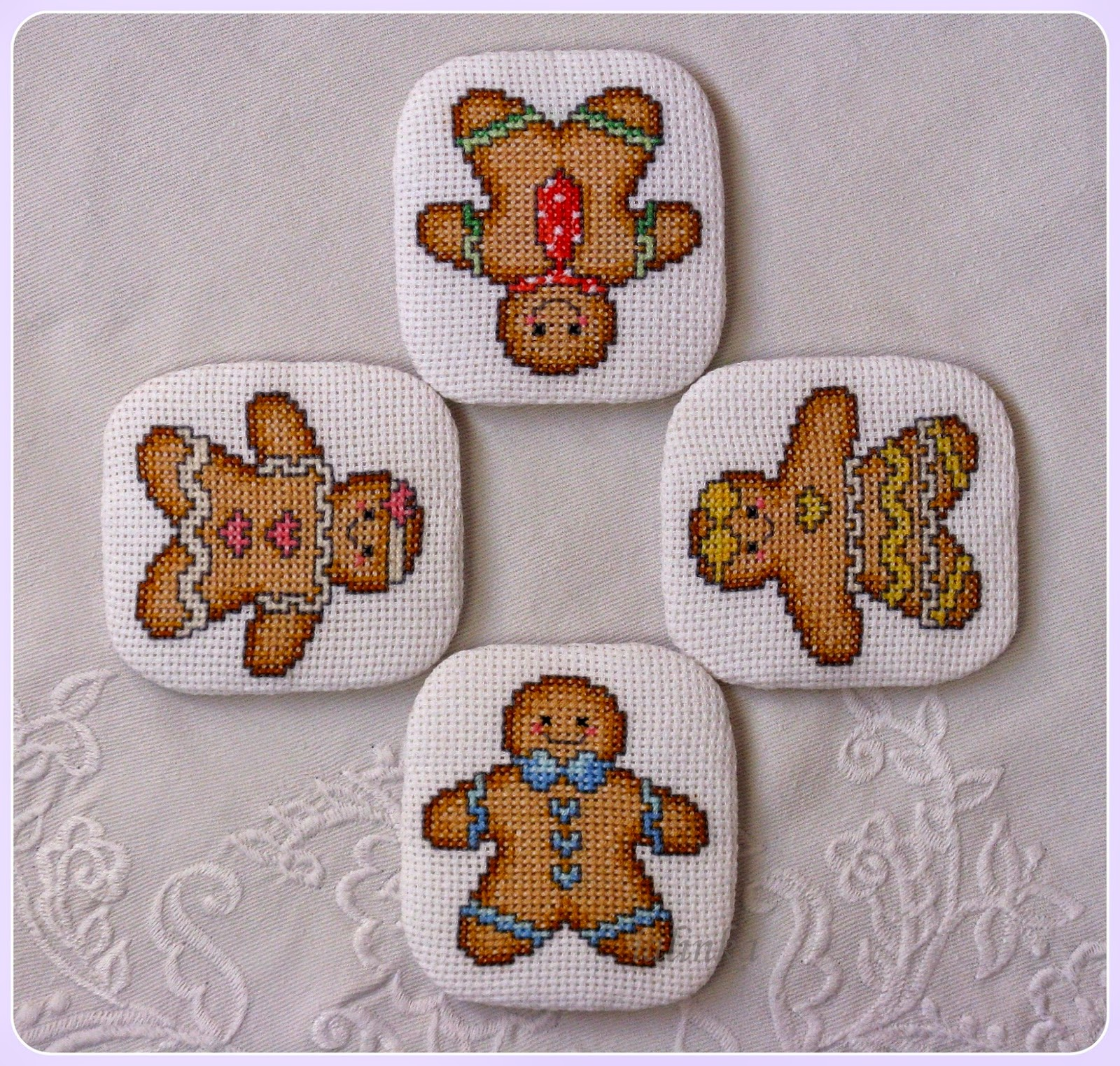 Sovmestnik. Gingerbread Man