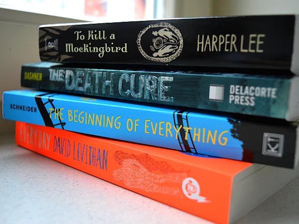 Welke boeken ik ga lezen voor #Boektober!
