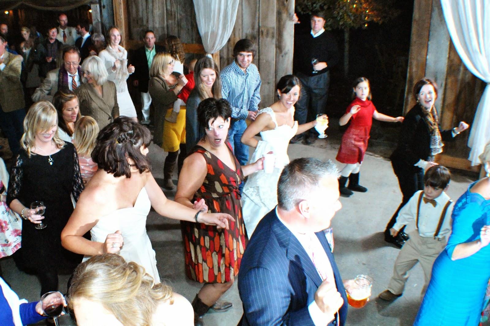 With Class LLC Wedding Coordination Party DJ - The Barn at High Point Farm - Flintstone, GA