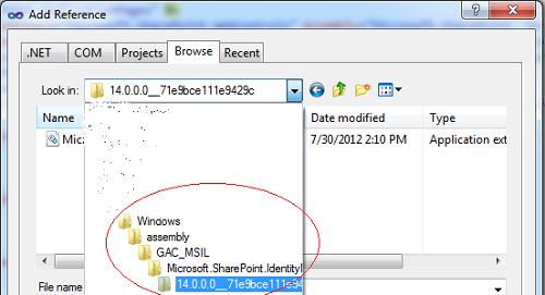 Microsoft.SharePoint.IdentityModel.dll