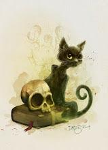 La casa del gato negro
