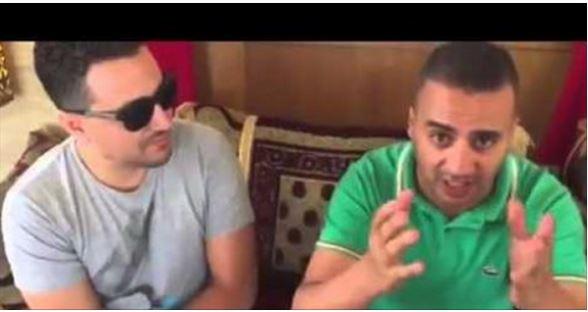 بالفيديو : و اخيرا الشاب يونس يحقق حلمه و يلتقي رشيد شو..شاهد ردة فعله و ماذا قال له!