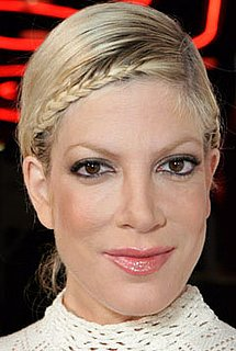 Tori Spelling Hair Color
