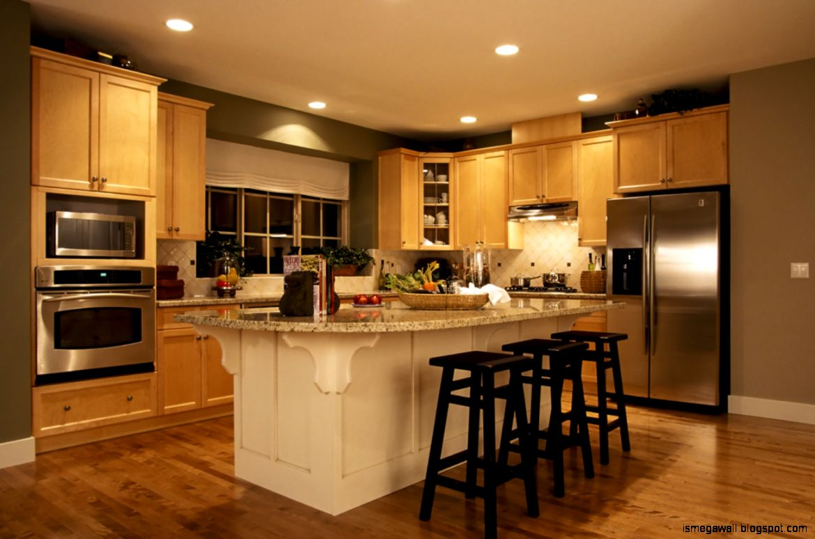 Interior Home Design Kitchen