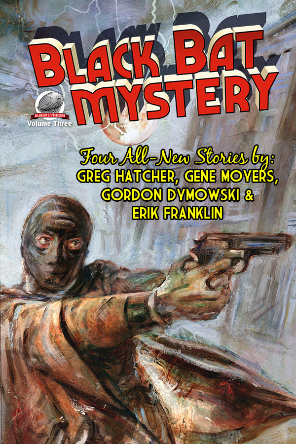 Black Bat Mystery Vol. 3