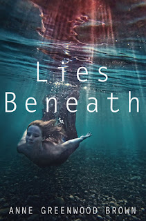 Interview With :   Anne Greenwood, Author of Lies Beneath