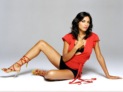 Actress Rosario Dawson Wallpaper