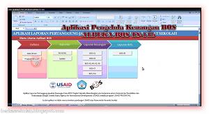 Video Tutorial Cara Menjalankan Aplikasi Keuangan BOS 2015 Terbaru