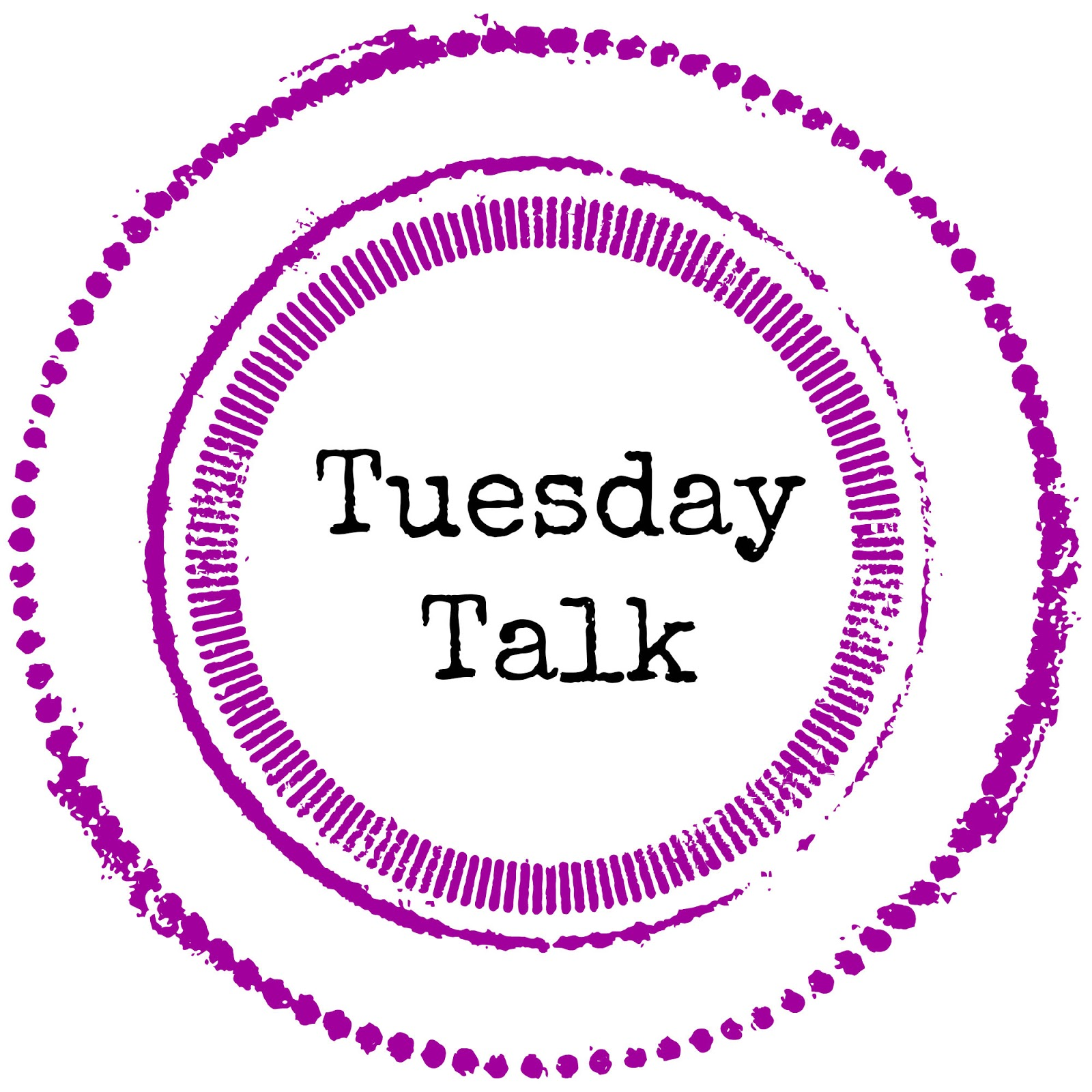 Tuesday Talk Link Party