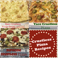 BEST CRUSTLESS PIZZA RECIPES