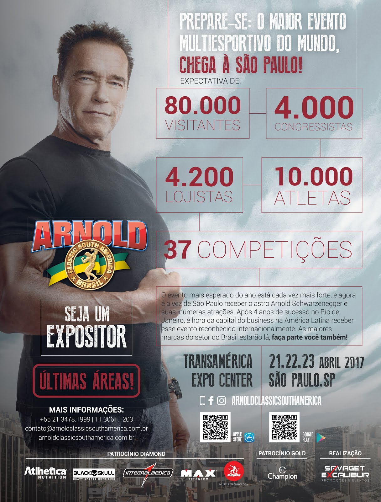Arnold South America