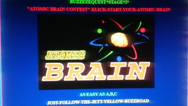 """ATOMIC BRAIN CONTEST"" KLICK-START-YOUR-ATOMIC-BRAIN"