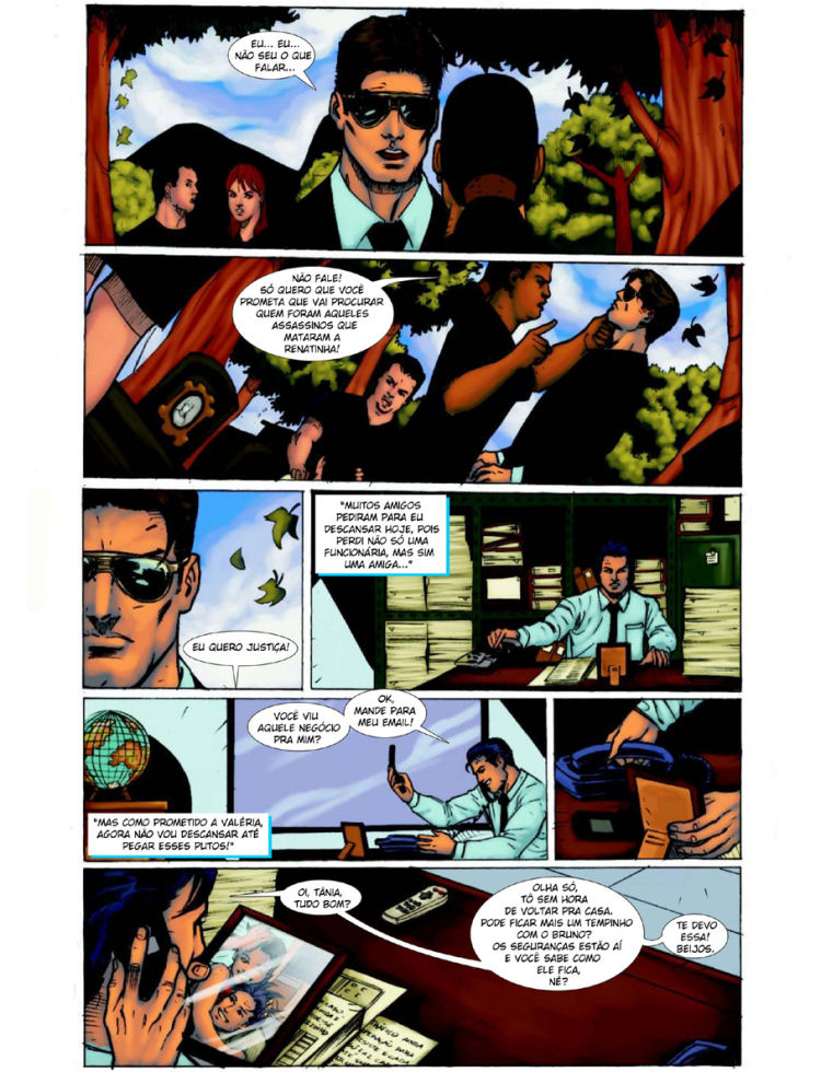 Guardião Noturno - Pagina 16
