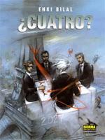 El sueño del monstruo 4 - ¿Cuatro?,Enki Bilal,Norma Editorial  tienda de comics en México distrito federal, venta de comics en México df