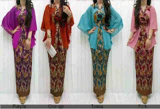 Batik Songket fit to XL