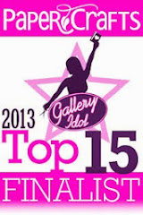 Honored to be Paper Crafts Gallery Idol top 15