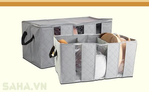 Túi xếp đa năng 3 ngăn
